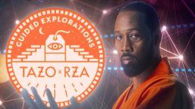 RZA Guided Explorations Tazo Tea EP Meditation