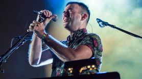 Sufjan Stevens Lowell Brams stepfather runaround new song video stream watch