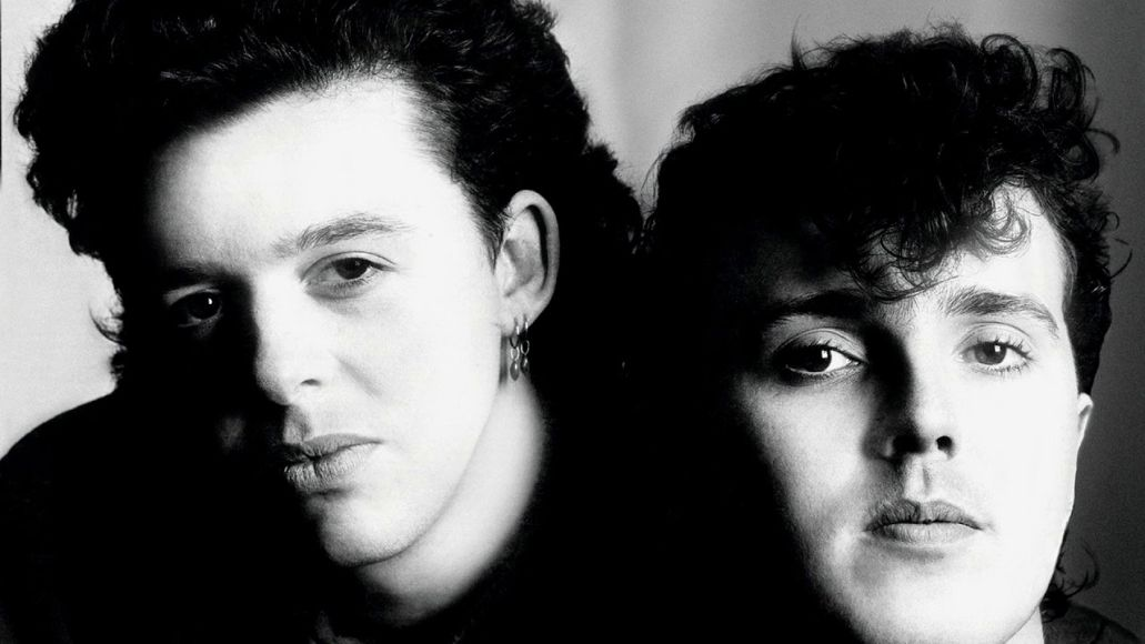 Tears For Fears to reissue Songs From the Big Chair