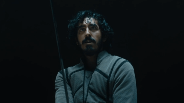The Green Knight teaser trailer dev patel david lowery