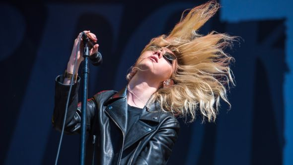 The Pretty Reckless tour and new album