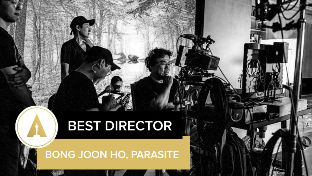 bong joon ho best director oscars parasite