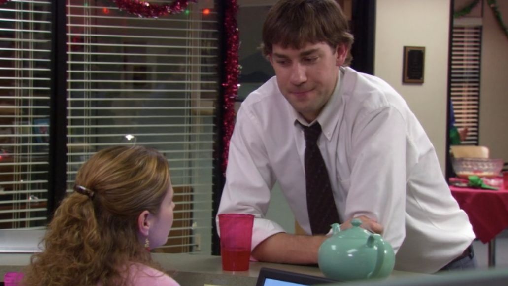 jim pam teapot note contents what did it say