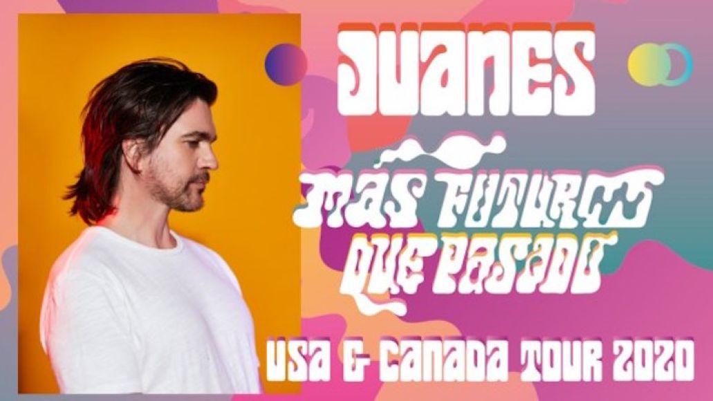 juanes mas futuro tour dates tickets Juanes announces 2020 Mas Futuro Que Pasado Tour