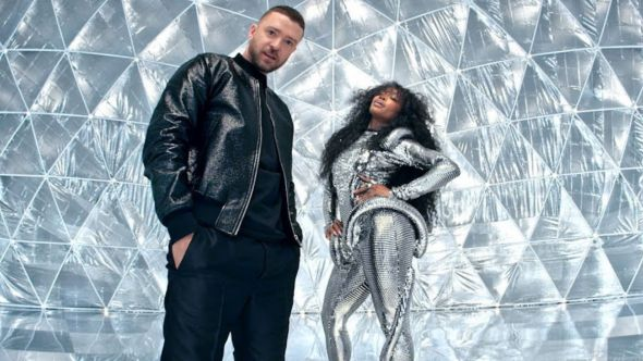 justin timberlake sza the other side single video