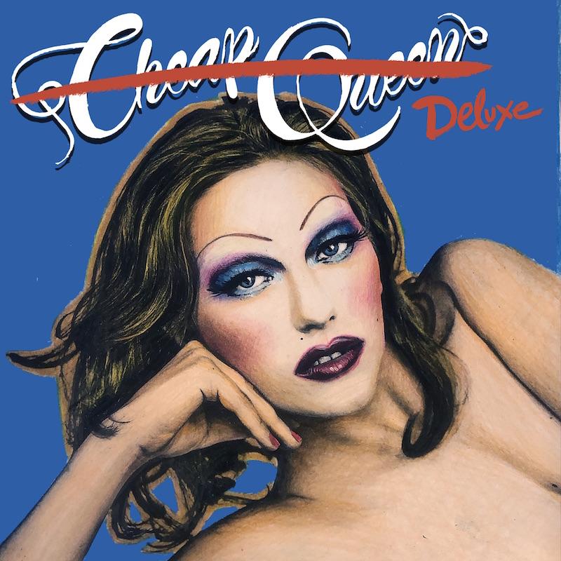 king princess cheap queen deluxe artwork King Princess Releases Cheap Queen Deluxe Edition: Stream