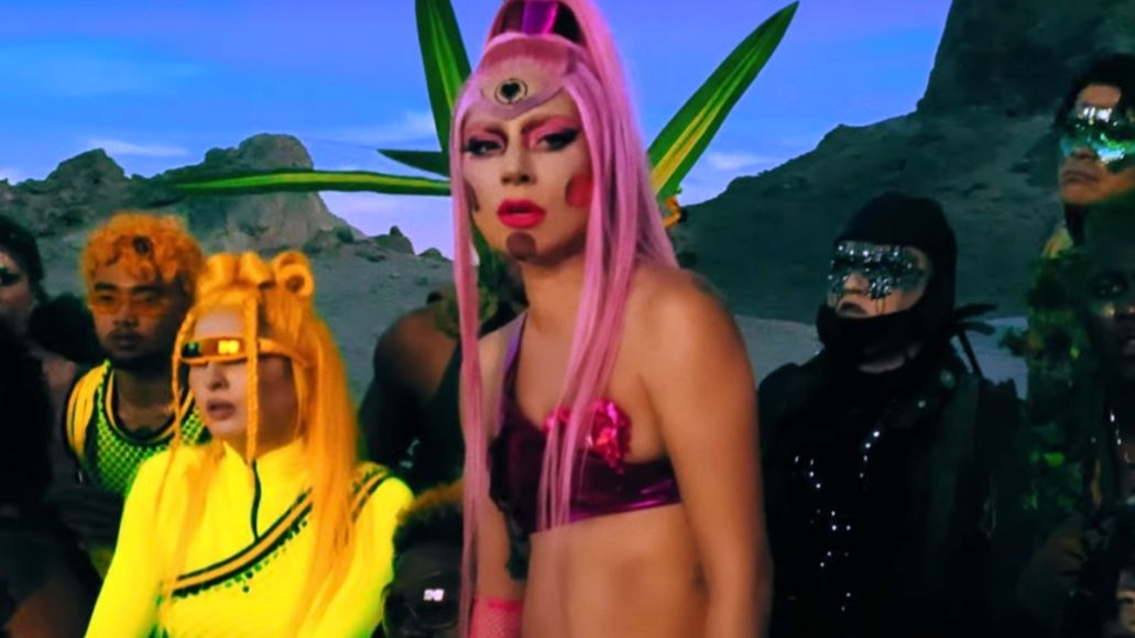 lady gaga stupid love single video new release