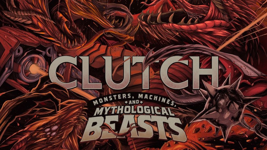 Clutch - Monsters