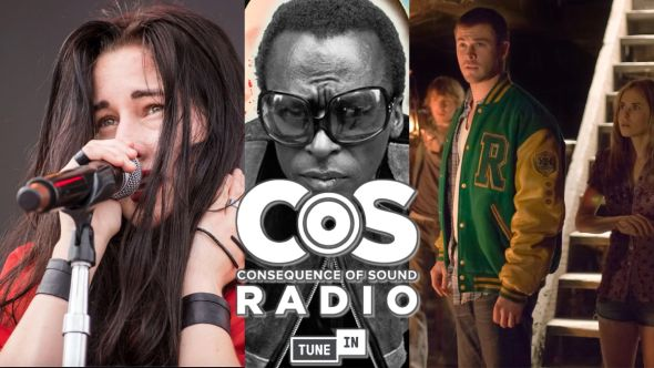 Zola Jesus Mile Davis Cabin in the Woods Consequence of Sound Radio TuneIn
