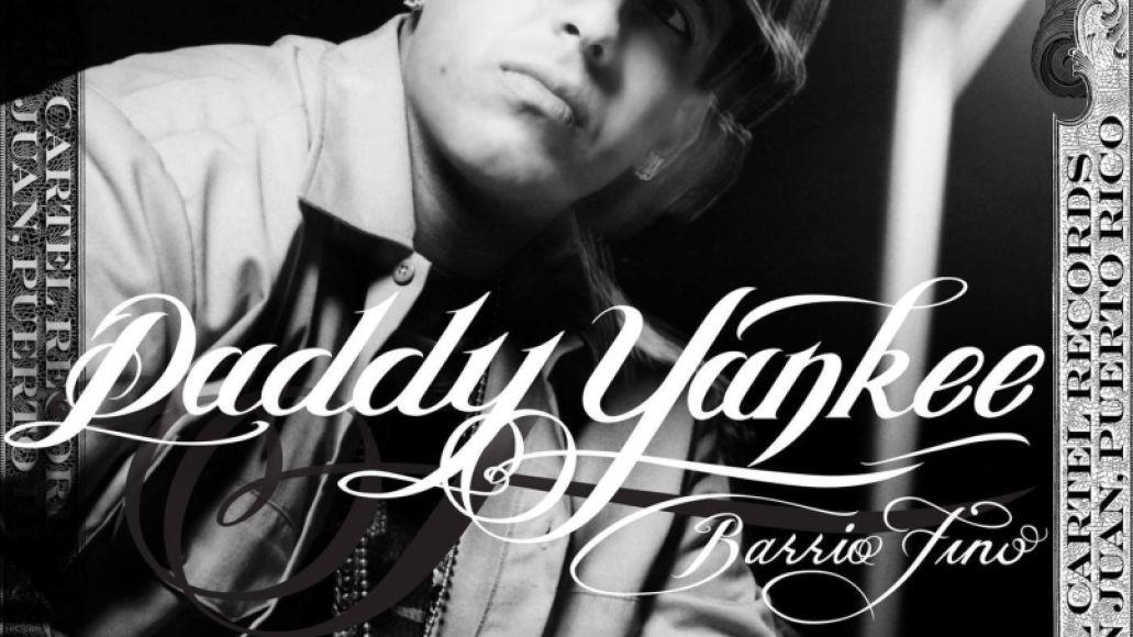 Daddy Yankee -- Barrio Fino