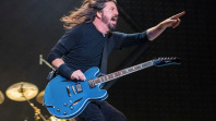 Dave Grohl Nirvana Hate Motivate Foo Fighters