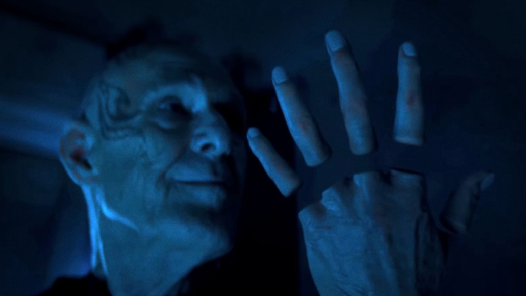 Doctor Who Series 12 Episode 7 -- Can You Hear Me the bloke watching your dreams