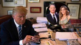 Donald Trump thought Tom Hanks and Rita Wilson had died from coronavirus
