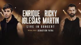 Enrique Iglesias and Ricky Martin Announce Co-Headlining Tour