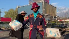 Fantastic Negrito Chocolate samurai music video new song stream coronavirus quarantine