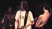 Foo Fighters Fourth Show Unearthed Earliest Footage 25th Anniversary