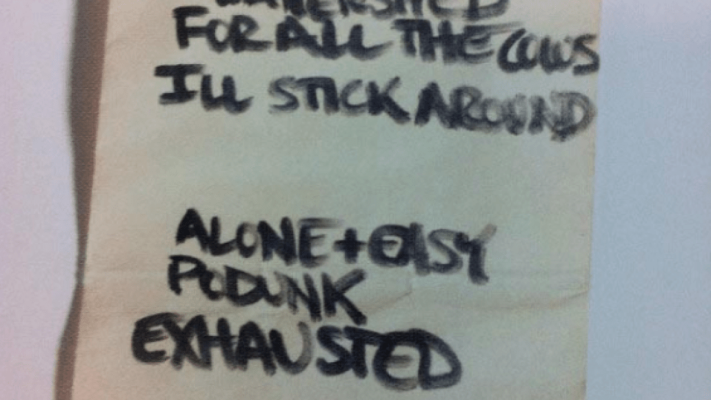 Foo Setlist 4th Show Unearthed Footage Captures Foo Fighters Fourth Show Ever: Watch