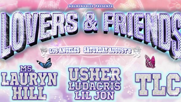 Lovers & Friends Festival moved to August 2020