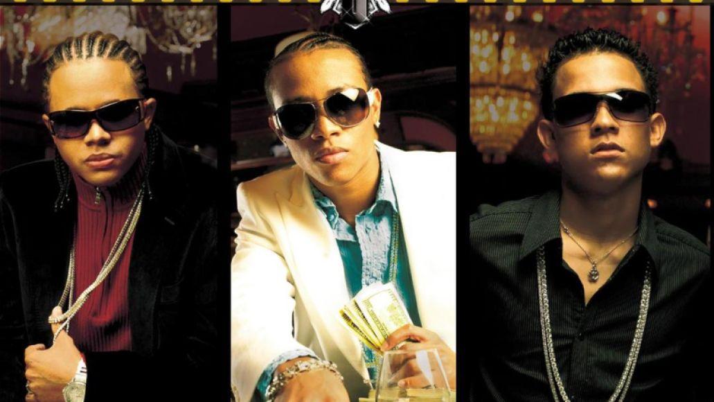 Luny Tunes & Tainy -- Mas Flow Los Benjamins