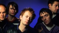 Radiohead, photo by Gie Knaeps