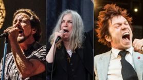 Pearl Jam (Lior Phillips), Patti Smith (Maja Smiejowska), and Cage the Elephant (Philip Cosores) to play SeaHearNow Festival 2020