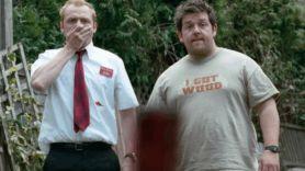 Simon Pegg Nick Frost Shaun of the Dead Coronavirus PSA