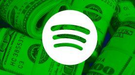 Spotify Music streaming down album sales coronavirus vinyl digital