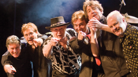 The Hollies US Tour 18 years tickets