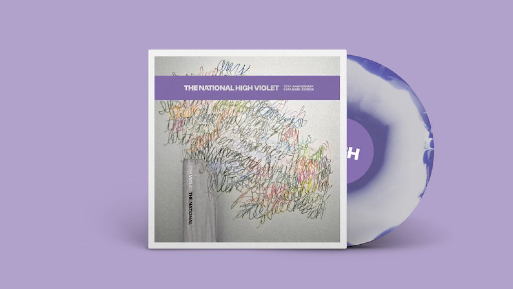 The National's vinyl release of High Violet