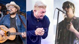 Wilco (Ben Kaye), Deftones (Philip Cosores), and The Strokes (Cosores)