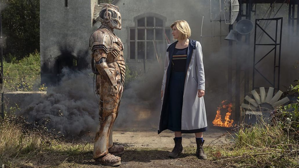 dotor who the bloke watching your dreams origins ascension of the cybermen
