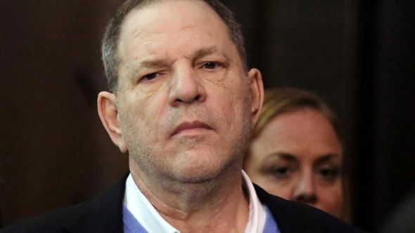 Harvey Weinstein coronavirus