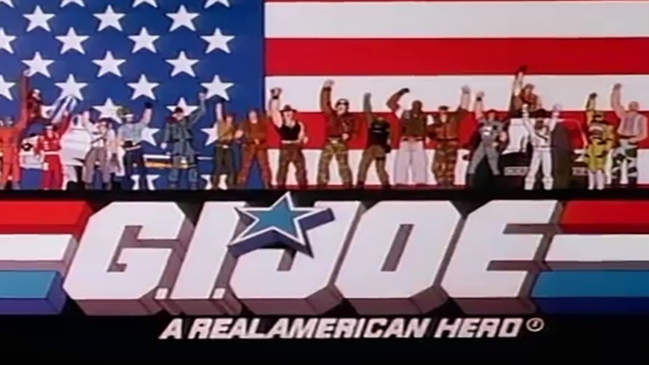hasbro releases full episodes gi joe a real american hero youtube