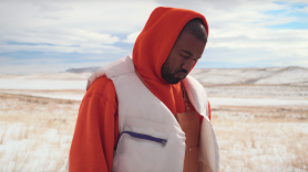 kanye west follow god video perfect hoodie urine garden new album interview wall street journal