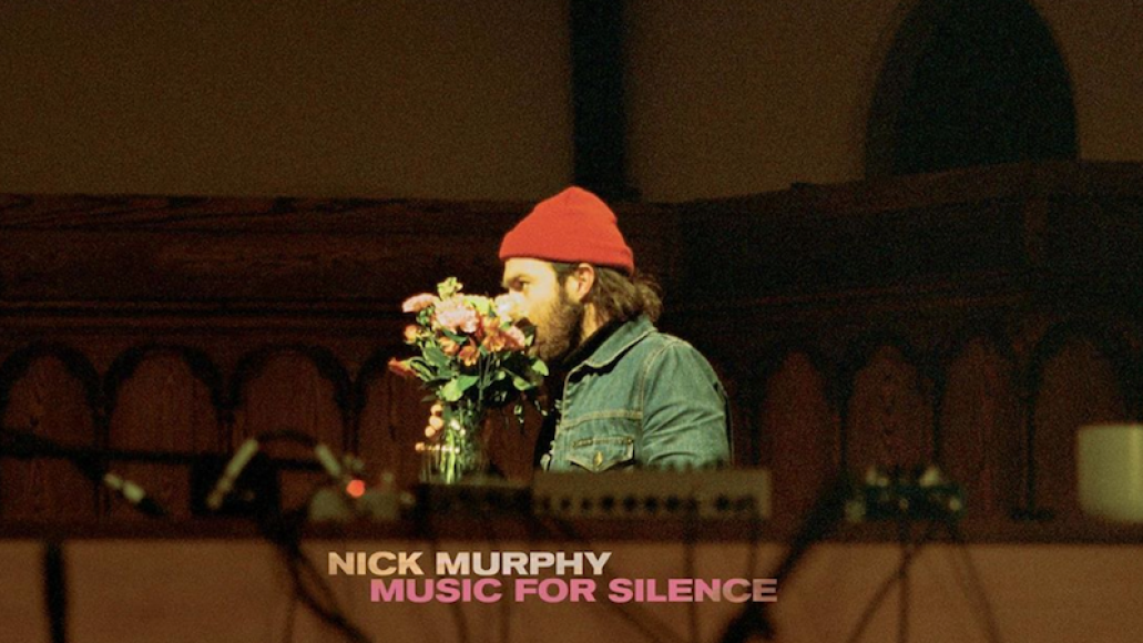 nick murphy music for silence stream instrumental calm Nick Murphy Shares Surprise Instrumental Album Music for Silence: Stream