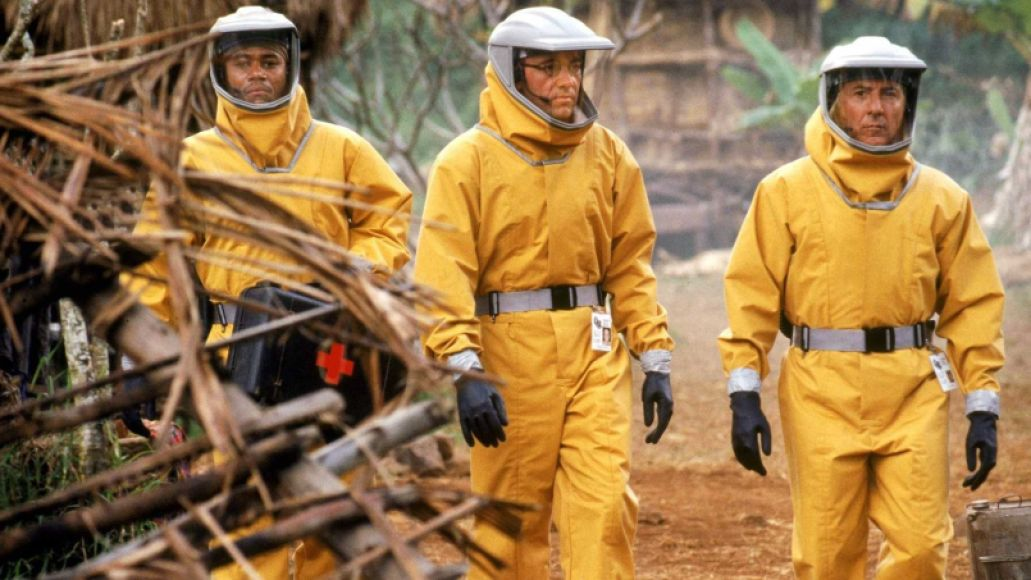 Outbreak Movie Review