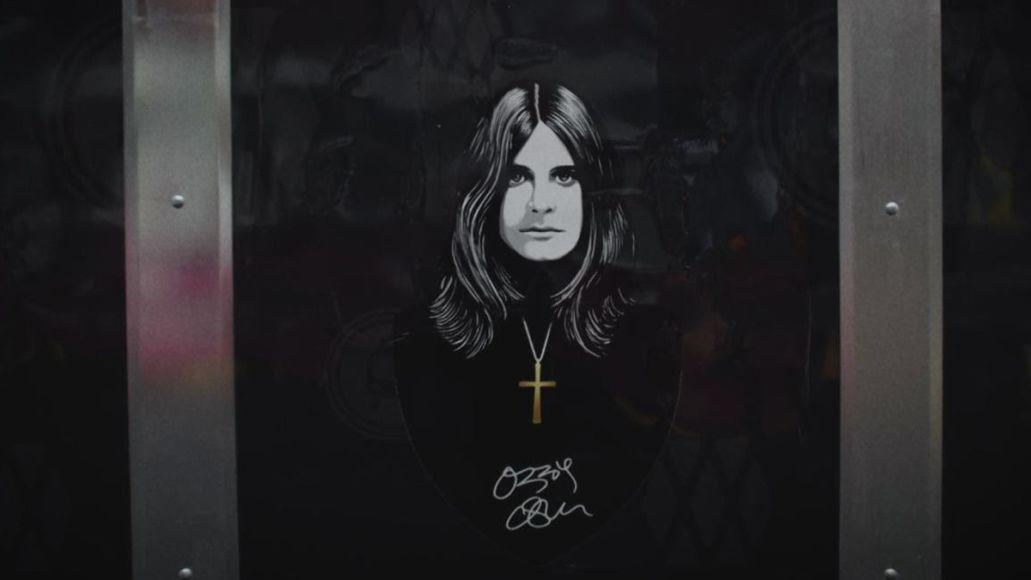 Ozzy Osbourne Ordinary Man Video