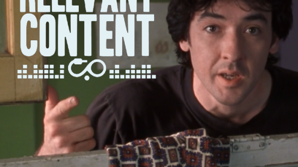 Relevant Content - High Fidelity