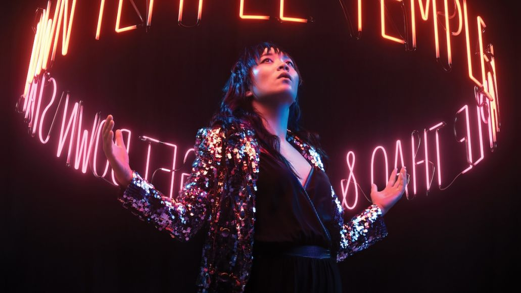 thao get down stay down temple album cover artwork