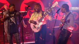 thundercat black qualls kimmel performance video