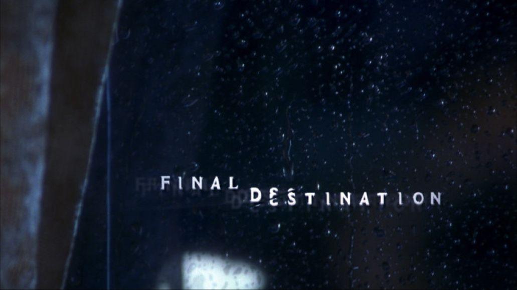 Final Destination Oral History