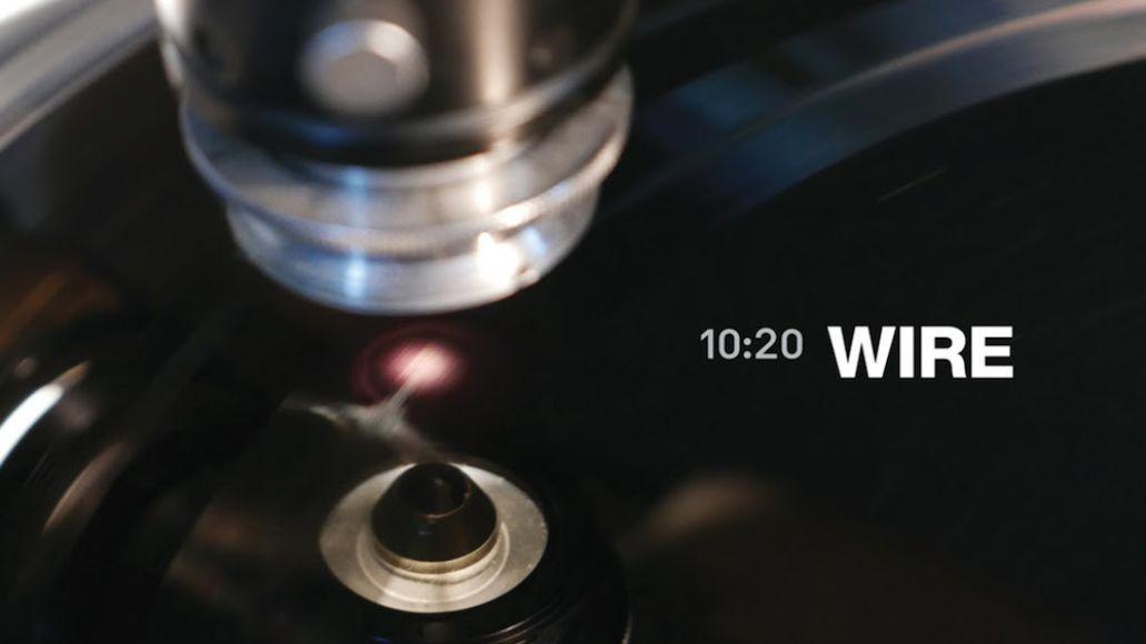 wire 1020 new album artwork cover Wire Announce New Album 10:20, North American Tour