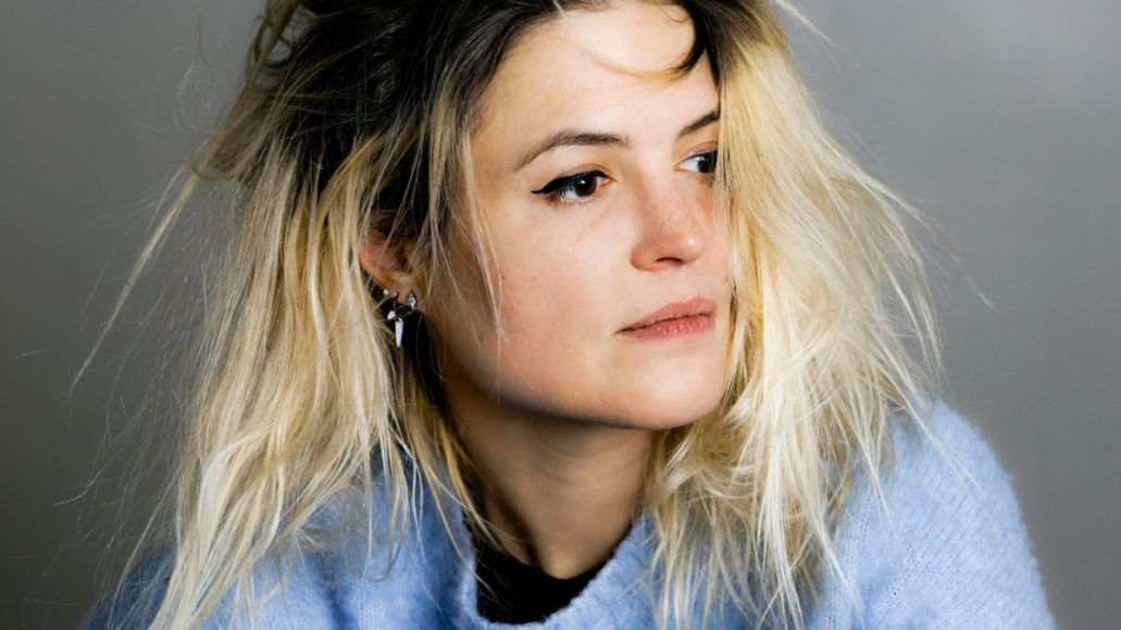 Alison Mosshart, photo by David James Swanson