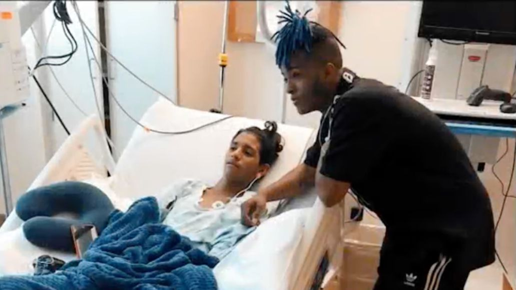 Anthony Borges and XXXTentacion school shooters music video Lil Wayne new song new music parkland school shooting
