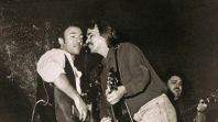 Bruce Springsteen and John Prine