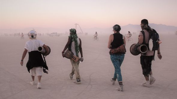 Burning Man, photo by Bry Ulrick on Unsplash