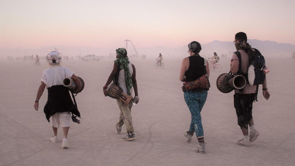 Burning Man, photo by Bry Ulrick on Unsplash