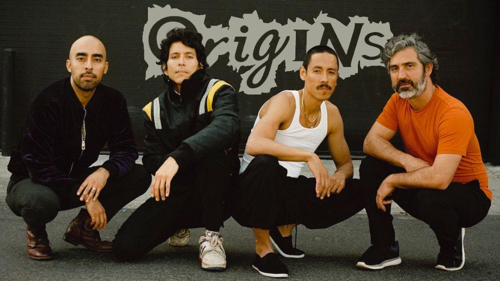 Chicano Batman Blank Slate new song stream origins George Mays