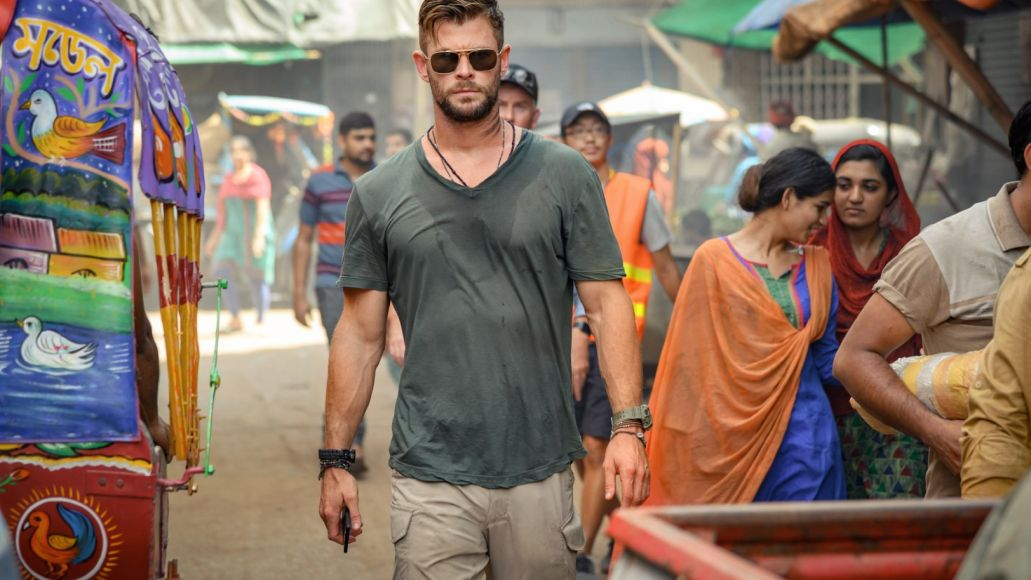 Netflix Chris Hemsworth Extraction