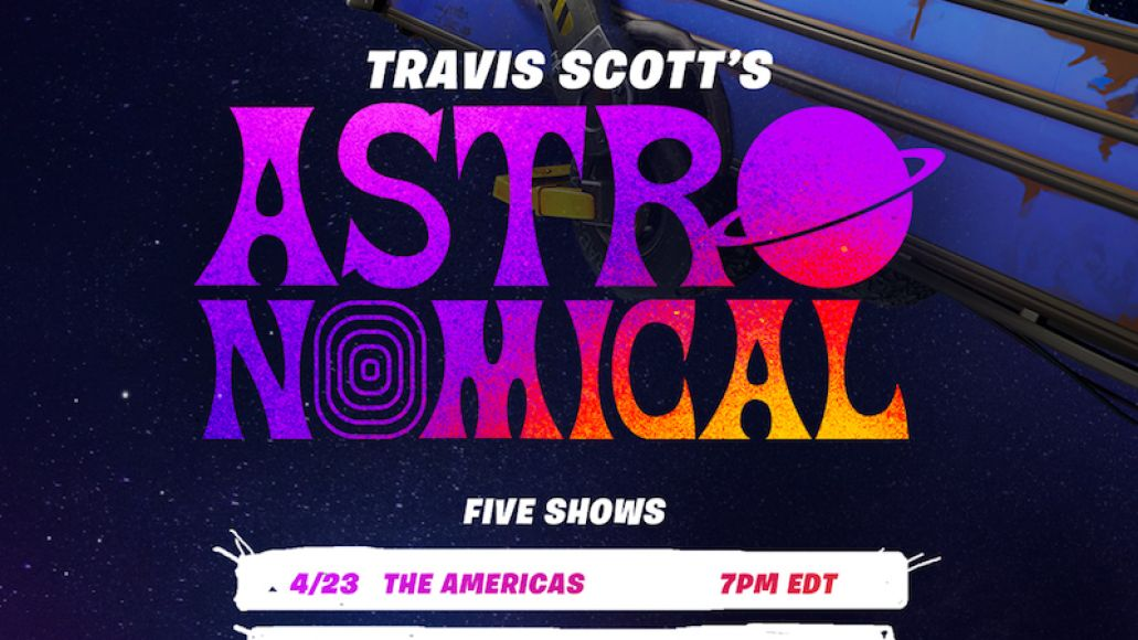 EN 12BR Cyclone Astronomical Press IG Travis Scotts Fortnite Concert: Start Time, How to Watch...Everything You Need to Know About Astronomical